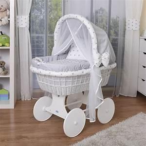 Bezug Für Stubenwagen : waldin baby bollerwagen stubenwagen xxl neu grau ~ Whattoseeinmadrid.com Haus und Dekorationen