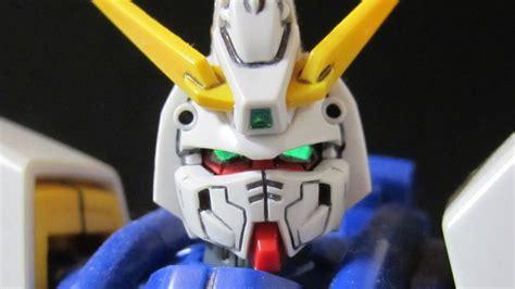 Intro & Frame) G Gundam Gunpla