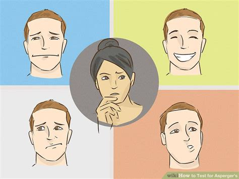 aspie test how to test for asperger s with pictures wikihow