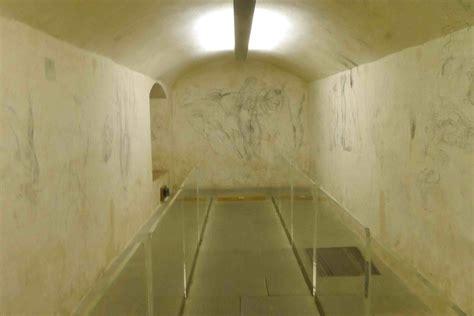 chambre secrete la chambre secrète de michelangelo à san lorenzo florence