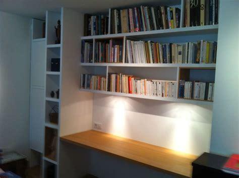 meuble de bureau sur mesure bibliotheque bureau sur mesure 28 images biblioth 232