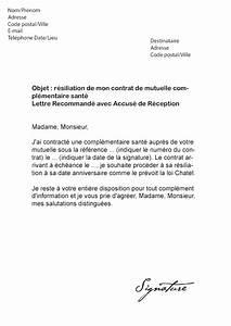 Remboursement Assurance Emprunteur Lettre Type : lettre de r siliation mutuelle macif mod le de lettre ~ Gottalentnigeria.com Avis de Voitures