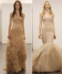 vera wang vera wang nude wedding dress 792557 weddbook With nude wedding dress