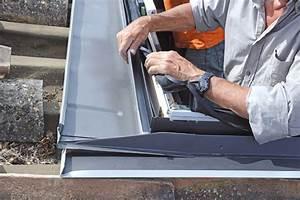 Joint Pour Velux : poser une fen tre de toit sans monter sur le toit ~ Premium-room.com Idées de Décoration
