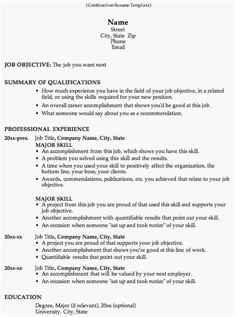 best 20 resume format ideas on resume