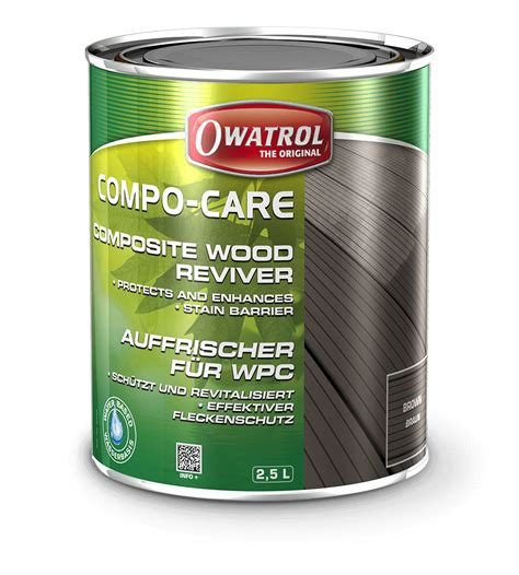 composite deck stain compo care owatrol usa