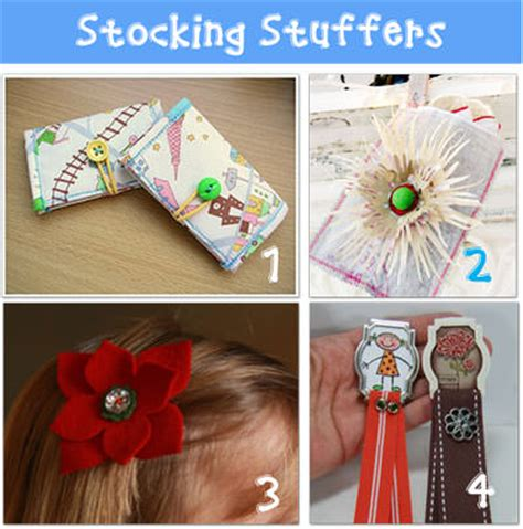 christmas gifts to make stocking stuffer ideas tip junkie
