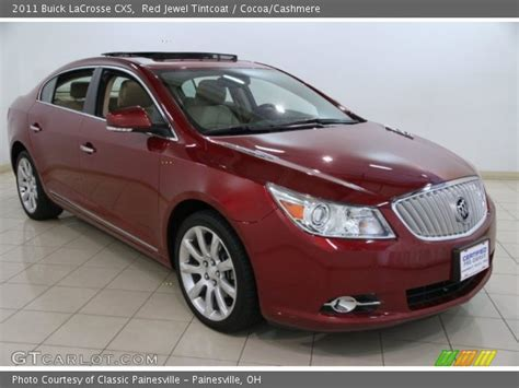 Buick Lacrosse 2011 Cxs by Tintcoat 2011 Buick Lacrosse Cxs Cocoa