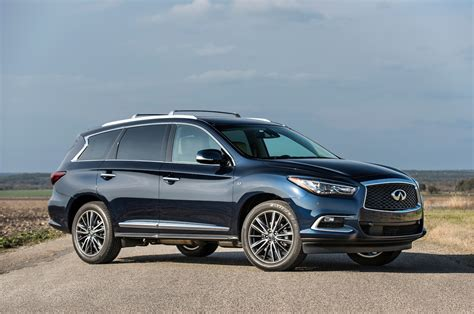 2016 Infiniti QX60 Reviews and Rating | Motor Trend Canada
