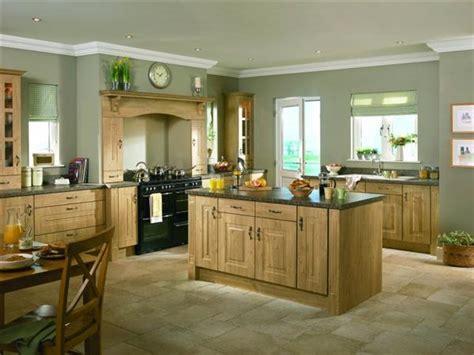 green colour kitchen design  decorating ideas