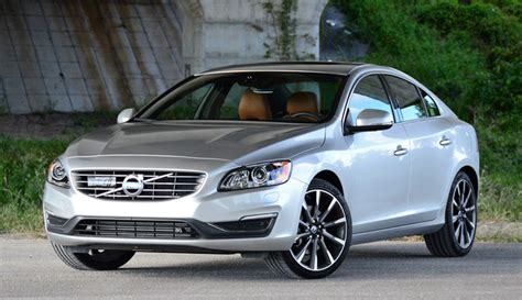 2015.5 Volvo S60 Review