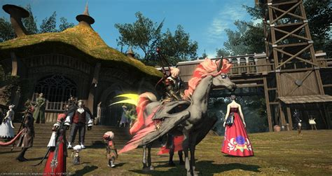 eorzea database pegasus whistle xiv the lodestone