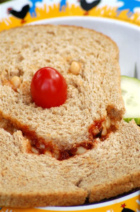 baked bean sandwich wikipedia