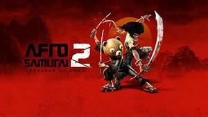 Afro Samurai 2 Revenge Of Kuma E3 Reveal Trailer