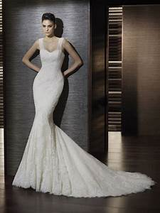 Trumpet style wedding dresses csmeventscom for Fashion wedding dress