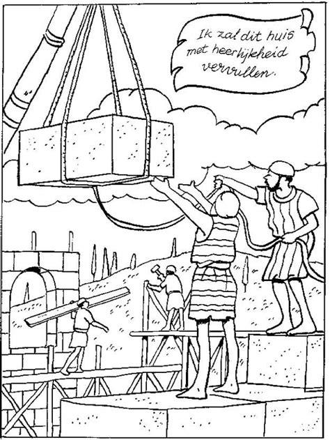 Kleurplaat Kandelaar Bijbel by Dit Huis Met Heerlijkheid Vervullen Gkv Apeldoorn Zuid