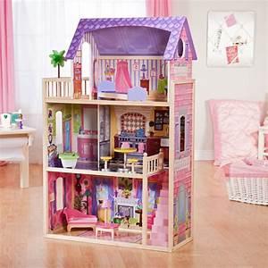 Build Your Own Barbie Dollhouse - Alpaca