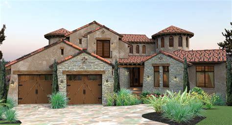 mediterranean house plans beach style exterior design  thd