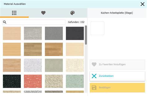 marmor farbe ändern material k 252 che und arbeitsplatte ver 228 ndern app roomsketcher hilfe