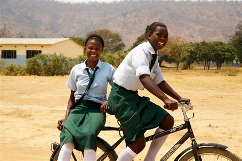 Spread Joy And Opportunity  The Power Of A Bicycle