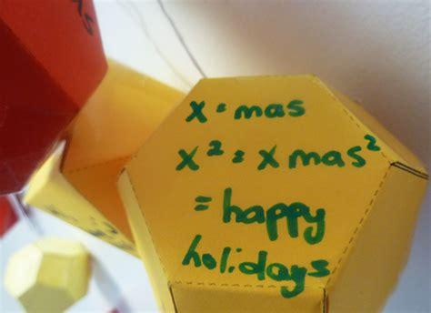 mathematical christmas decorations passy s world of