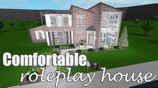 Roblox  Bloxburg Comfortable Roleplay House 93k