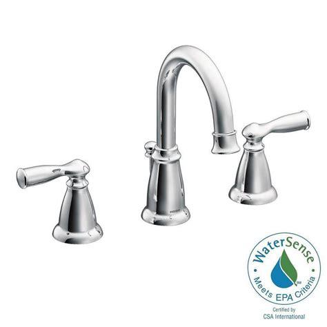 moen banbury bathroom faucet moen banbury 8 in widespread 2 handle bathroom faucet in