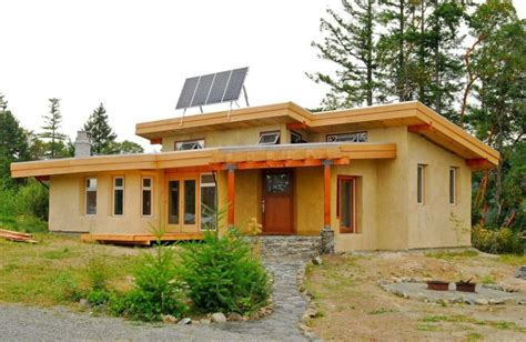 Modern Cob And Adobe Houses - Efficient Alternative - Houz