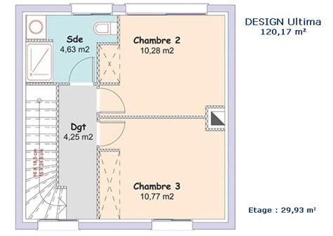 chambre parentale 15m2 modèle et plans mca design du constructeur maisons mca
