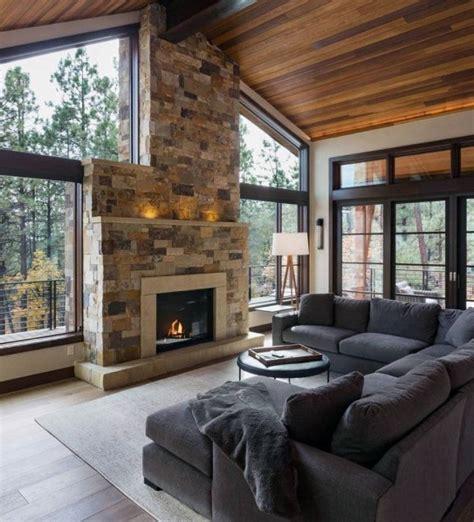 Wohnzimmer Ideen Holz by Top 60 Best Wood Ceiling Ideas Wooden Interior Designs