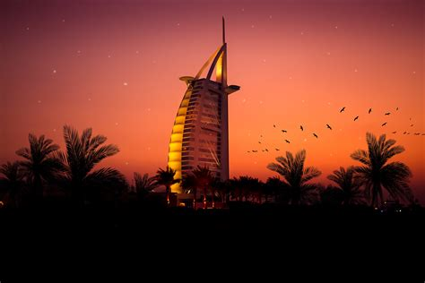 burj al arab hd world  wallpapers images backgrounds
