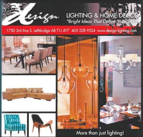 design lighting home decor lethbridge ab   ave