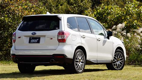 Subaru Forester Review by 2016 Subaru Forester Ts Review Drive Caradvice