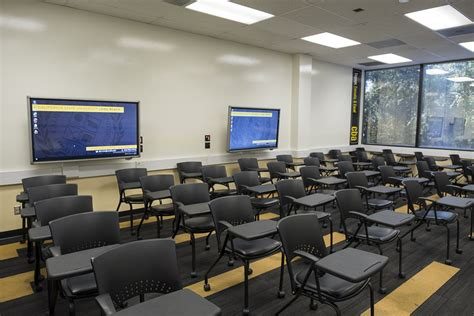 active learning classroom   california state