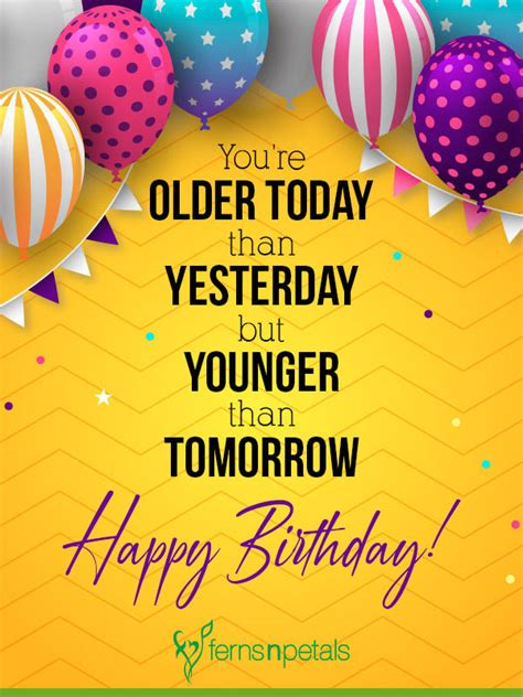 Happy Birthday Sayings Photo by 30 Best Happy Birthday Wishes Quotes Messages Ferns
