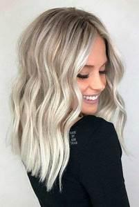 Tendance Couleur Cheveux : tendance couleur cheveux 2018 2019 ~ Farleysfitness.com Idées de Décoration