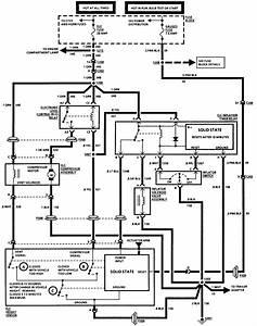 Lincoln Air Suspension Wiring Diagram 1993