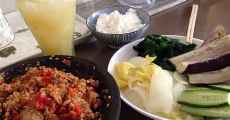 sambal tumpang  resep cookpad