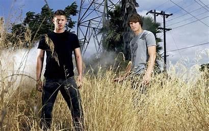 Supernatural Season Wallpapers Sam Dean Promo S2