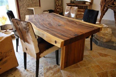 tisch aus baumscheibe tisch aus einer baumscheibe quot suar quot l 228 nge 200 220 cm der tischonkel