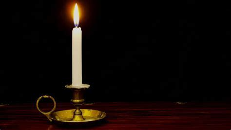 Candle holder footage   Stock clips & videos