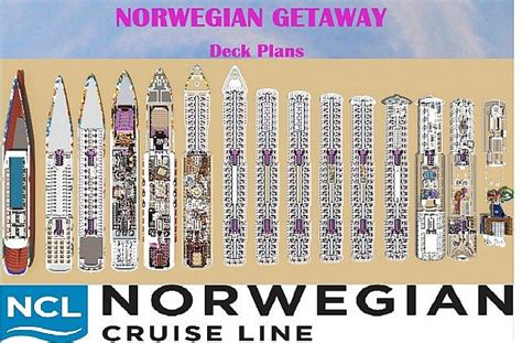 Getaway Deck Plans 12 by Getaway 1 1 Scale Cruise Ship