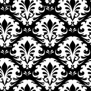 Hair Wallpapper: Black and white vintage wallpaper