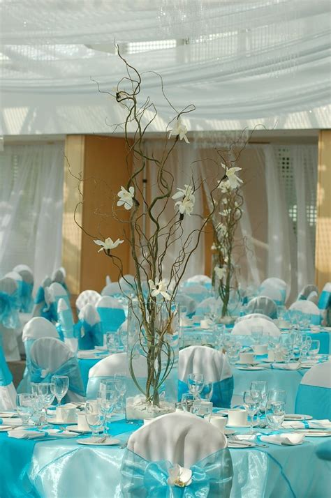 wedding decoration ideas small covered chairs and white