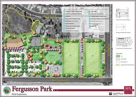 fergusson park  rialto   million upgrade dameron