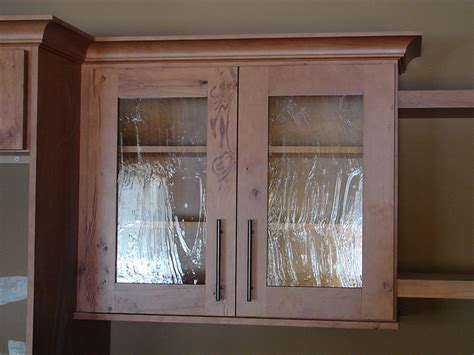 Combine Wooden and Glass Cabinet Door   All Design Doors