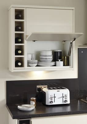 Clerkenwell Gloss Ivory Kitchen   Contemporary Kitchens
