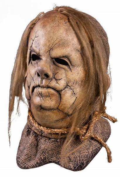 Scary Tell Stories Harold Dark Mask Scarecrow