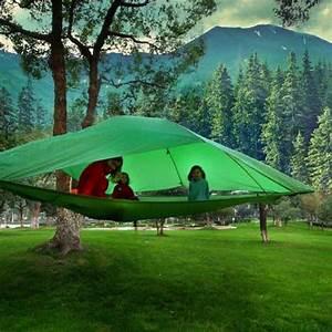 hanging tent platform hammock tentsile connect stingray