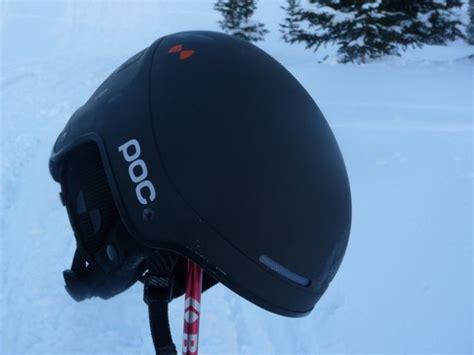 poc skull light ski helmet review feedthehabit